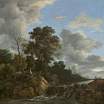 Jacob van Ruisdael - Landscape, National Gallery of Art (Washington)
