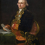 Francisco de Goya - Don Antonio Noriega, National Gallery of Art (Washington)