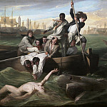 National Gallery of Art (Washington) - John Singleton Copley - Watson and the Shark