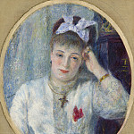 Auguste Renoir - Marie Murer, National Gallery of Art (Washington)