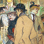 National Gallery of Art (Washington) - Henri de Toulouse-Lautrec - Alfred la Guigne