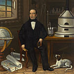 American 19th Century - Man of Science, National Gallery of Art (Washington)