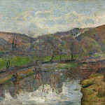 Paul Gauguin – Brittany Landscape, National Gallery of Art (Washington)