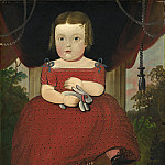 William Matthew Prior - Little Miss Fairfield, National Gallery of Art (Washington)