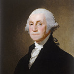 Gilbert Stuart - George Washington, National Gallery of Art (Washington)