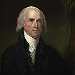 Gilbert Stuart – James Madison, National Gallery of Art (Washington)