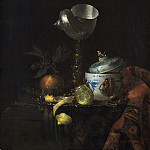 after Willem Kalf – Still Life with Nautilus Cup, National Gallery of Art (Washington)