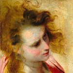 National Gallery of Art (Washington) - Federico Barocci - The Head of Saint John the Evangelist