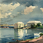 National Gallery of Art (Washington) - Winslow Homer - Salt Kettle, Bermuda