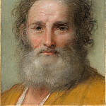 National Gallery of Art (Washington) - Benedetto Luti - Head of a Bearded Man