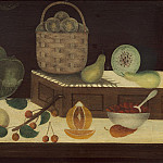 American 19th Century - Still Life of Fruit, National Gallery of Art (Washington)