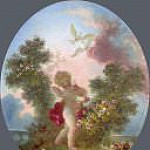 Fragonard, Jean Honore - Love the Sentinel, National Gallery of Art (Washington)