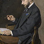 Frederic Bazille - Edmond Maitre, National Gallery of Art (Washington)