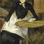 National Gallery of Art (Washington) - Henri de Toulouse-Lautrec - A la Bastille (Jeanne Wenz)