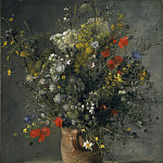 Auguste Renoir - Flowers in a Vase, National Gallery of Art (Washington)