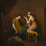 Joseph Wright – The Corinthian Maid, National Gallery of Art (Washington)