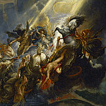 Rubens, Peter Paul - The Fall of Phaeton, National Gallery of Art (Washington)