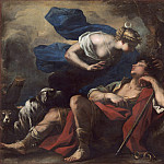 Luca Giordano - Diana and Endymion, National Gallery of Art (Washington)