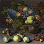 Balthasar van der Ast - Basket of Fruits, National Gallery of Art (Washington)