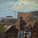 National Gallery of Art (Washington) - Winslow Homer - Home, Sweet Home