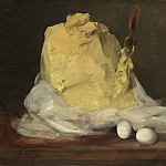 Antoine Vollon – Mound of Butter, National Gallery of Art (Washington)