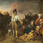 National Gallery of Art (Washington) - Gerbrand van den Eeckhout - The Levite at Gibeah