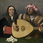 National Gallery of Art (Washington) - Cariani - A Concert