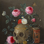 Jan van Kessel - Vanitas Still Life, National Gallery of Art (Washington)