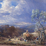 National Gallery of Art (Washington) - Samuel Palmer - Harvesting