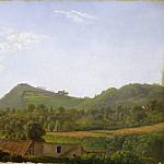 Simon Denis – View near Naples, National Gallery of Art (Washington)