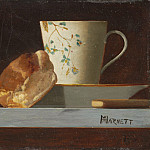 John Frederick Peto - Breakfast, National Gallery of Art (Washington)