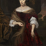 Nicolaes Maes - Portrait of a Lady, National Gallery of Art (Washington)