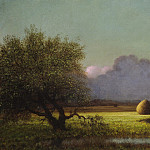 Martin Johnson Heade - Sunlight and Shadow: The Newbury Marshes, National Gallery of Art (Washington)