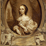 Cornelis Jonson van Ceulen – Anna Maria van Schurman, National Gallery of Art (Washington)