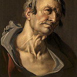 Abraham Bloemaert - Head of an Old Man, National Gallery of Art (Washington)