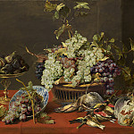 National Gallery of Art (Washington) - Frans Snyders - Still Life with Grapes and Game