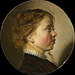 Young Boy in Profile, Judith Leyster