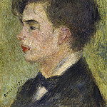 National Gallery of Art (Washington) - Auguste Renoir - Georges Riviere