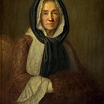 National Gallery of Art (Washington) - French 18th Century - Old Woman with a Muff