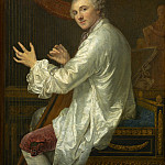 Jean-Baptiste Greuze - Ange Laurent de La Live de Jully, National Gallery of Art (Washington)