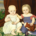 Lambert Sachs - The Herbert Children, National Gallery of Art (Washington)