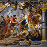 National Gallery of Art (Washington) - Sir Peter Paul Rubens - The Meeting of Abraham and Melchizedek