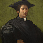 National Gallery of Art (Washington) - Rosso Fiorentino - Portrait of a Man