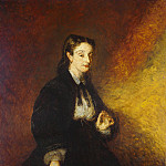 National Gallery of Art (Washington) - Adolphe Monticelli - Madame Cahen