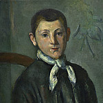 Paul Cezanne - Louis Guillaume, National Gallery of Art (Washington)