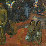 Paul Gauguin - Te Pape Nave Nave , National Gallery of Art (Washington)