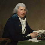 Gilbert Stuart - Richard Yates, National Gallery of Art (Washington)
