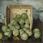 Joseph Decker - Green Plums, National Gallery of Art (Washington)