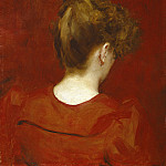 Carolus-Duran - Study of Lilia, National Gallery of Art (Washington)