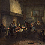 Adriaen van Ostade - Tavern Scene, National Gallery of Art (Washington)